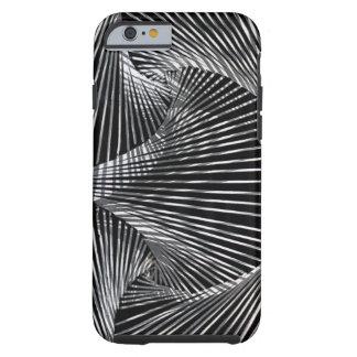 svartvit strand tough iPhone 6 fodral