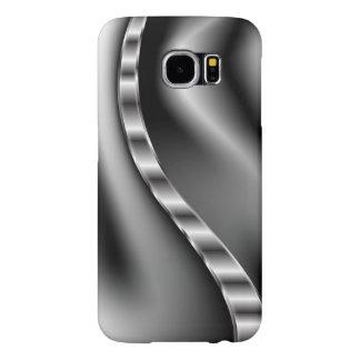 Svartvita Caterpillar Galaxy S5 Fodral
