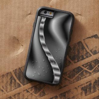 Svartvita Caterpillar Tough Xtreme iPhone 6 Fodral