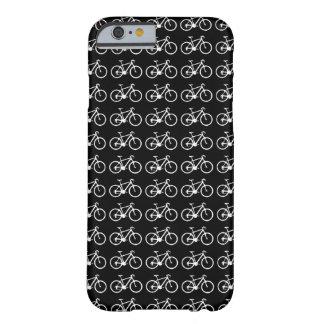 svartvita cyklar barely there iPhone 6 fodral