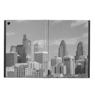Svartvita Philly skyscraper iPad Air Skal