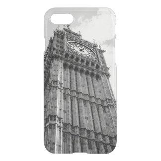 Svartvita stora Ben fotograferar, London iPhone 7 Skal