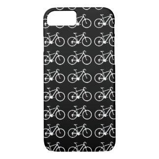 svartvitt mönstra för cyklar