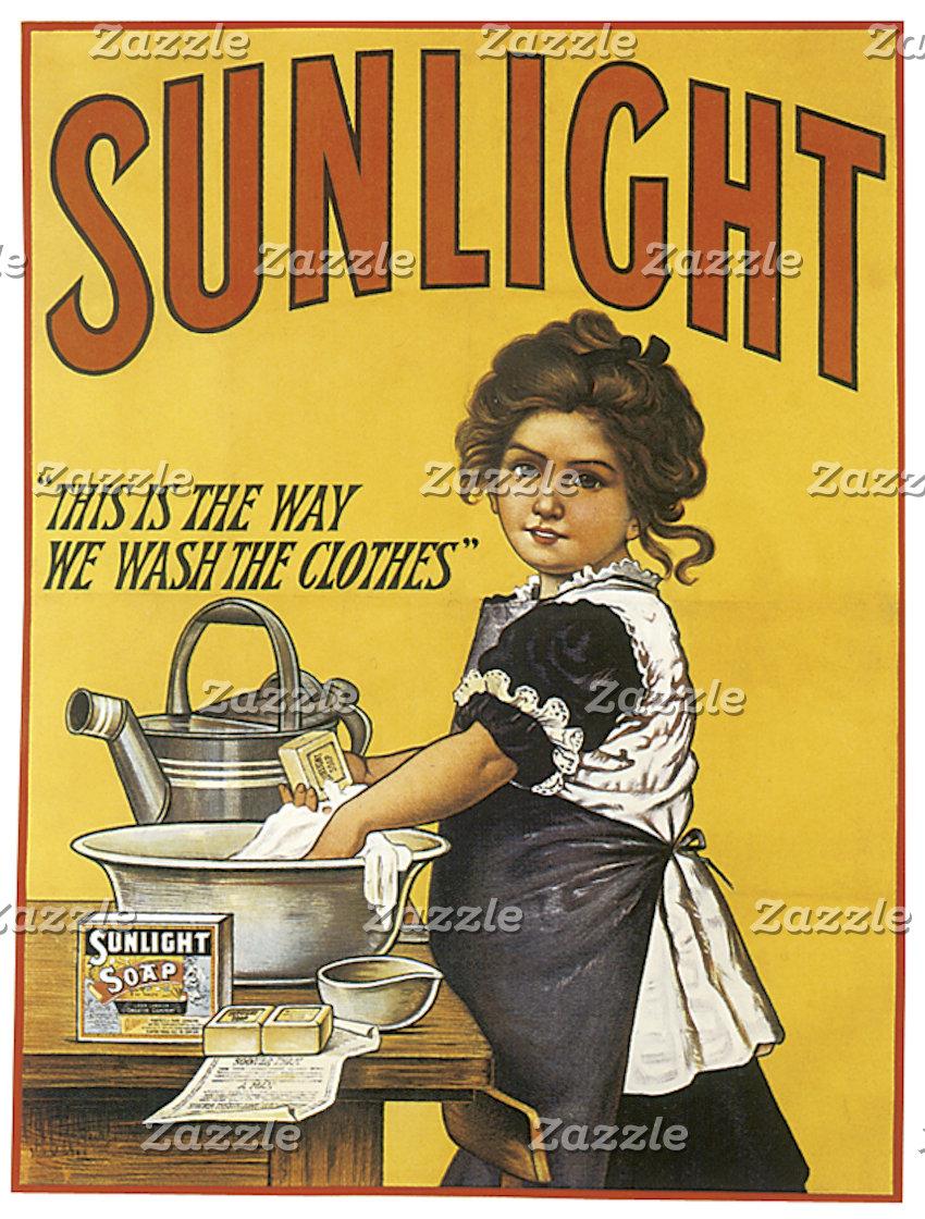 Vintage Product Ad -1