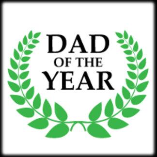 Dad Of The Year Award