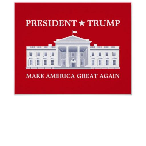 President Trump WH