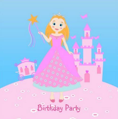 Princess Birthday Party Theme