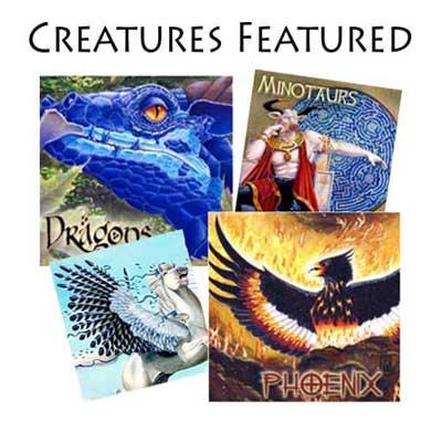 Creatures Featured