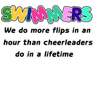 Swimmers & Cheerleaders