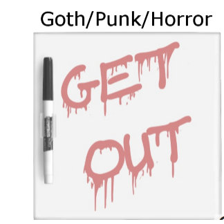 Goth, Punk, and Horror