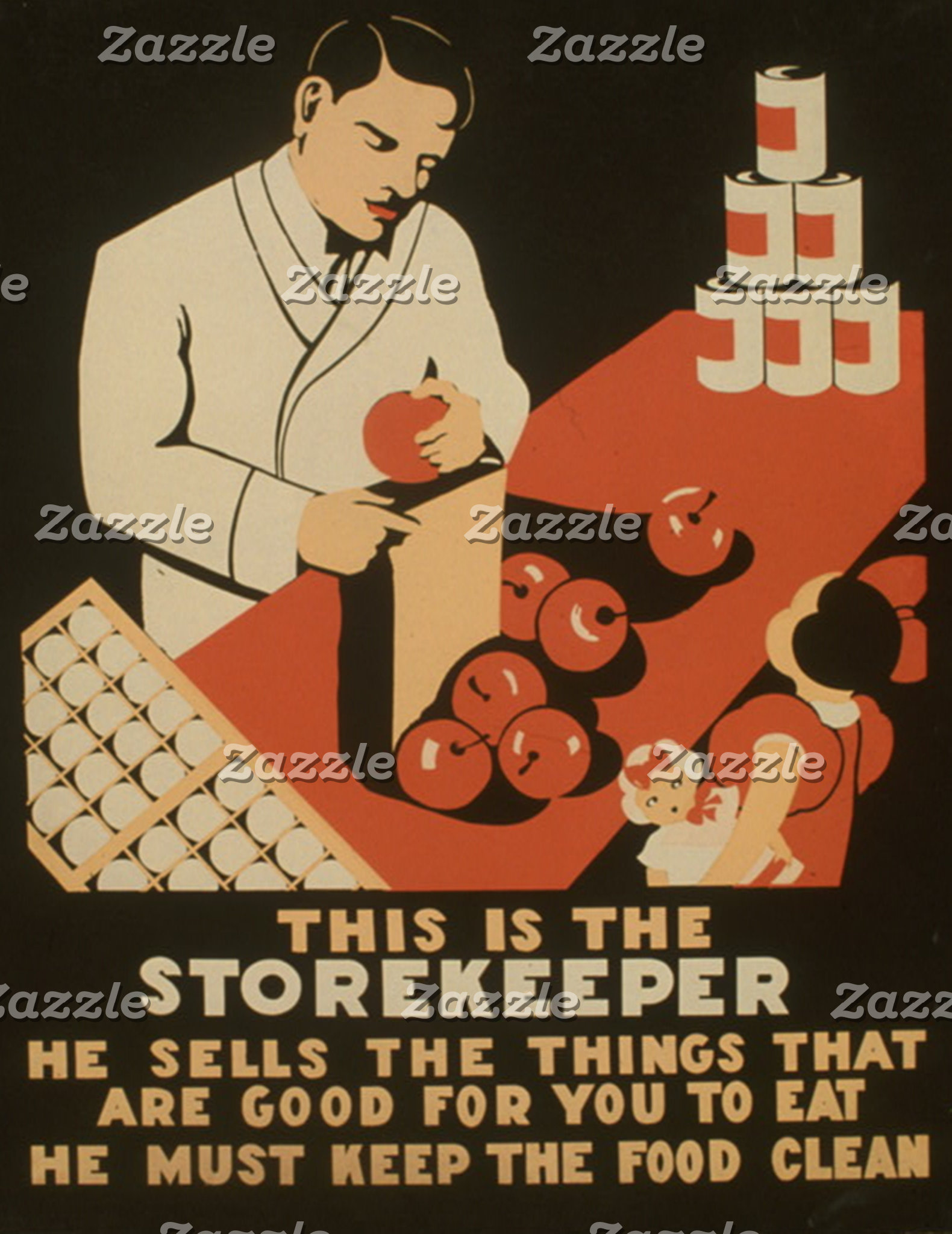 W.P.A Vintage Posters