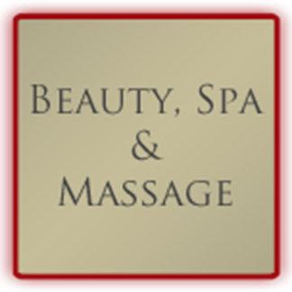 Beauty, Spa and Massage