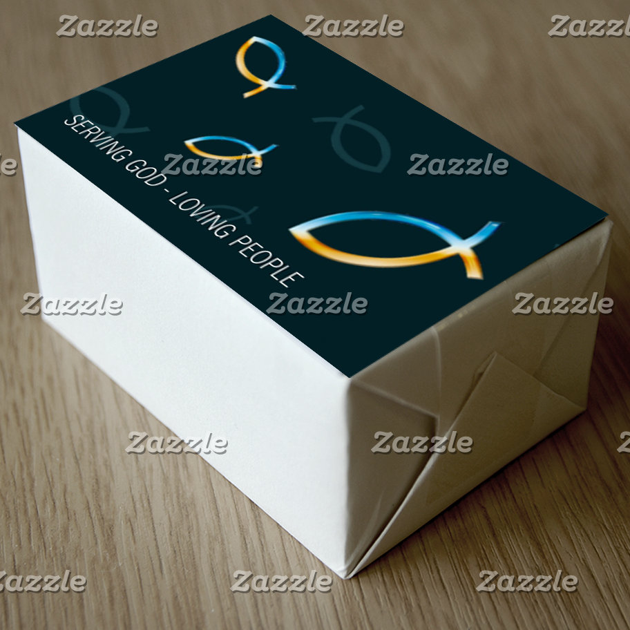 ► Religious Business Cards