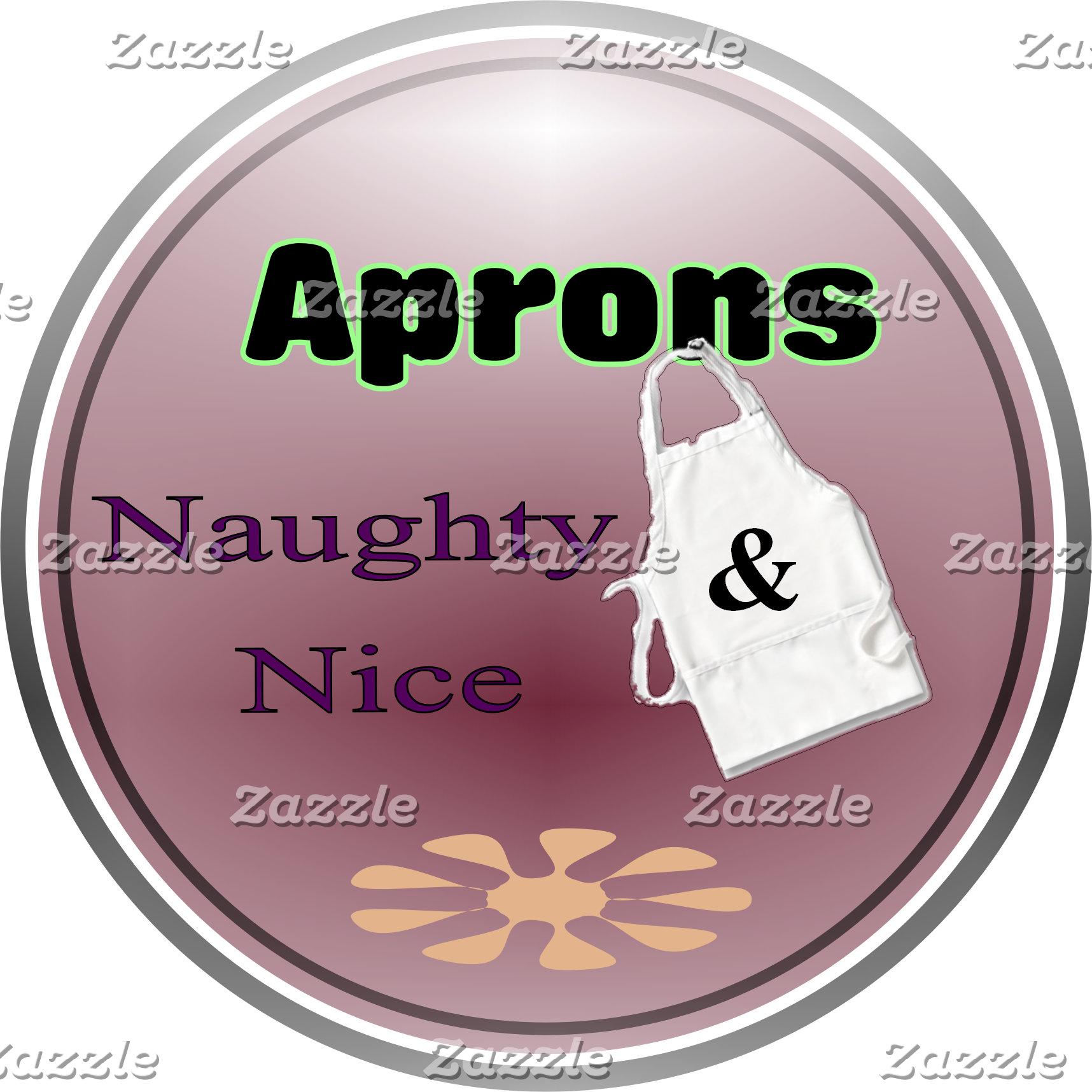 Aprons Naught n Nice