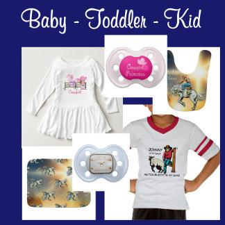 Western Baby -Toddler - Kid