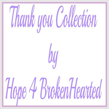 Thank You Collection