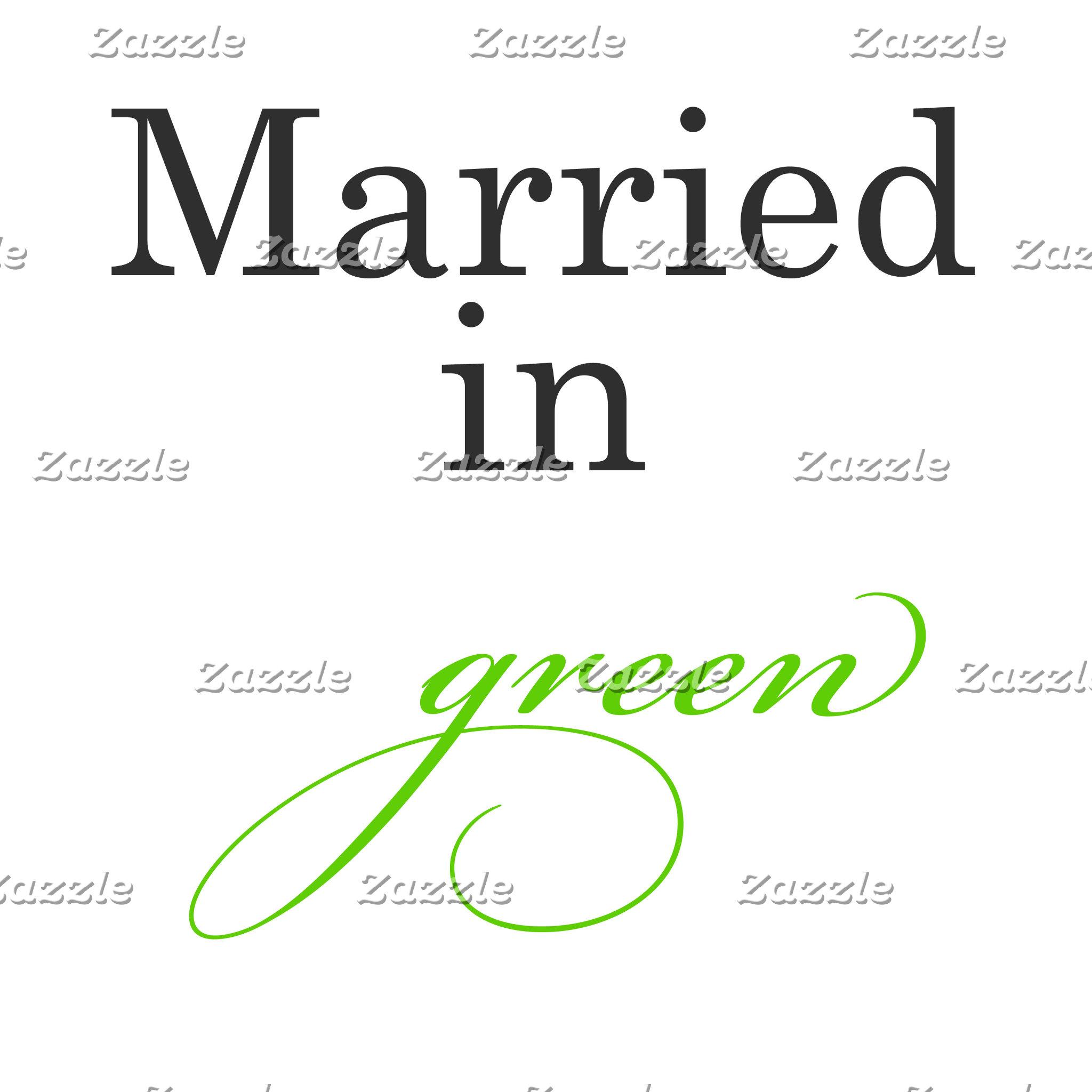 Married in Green