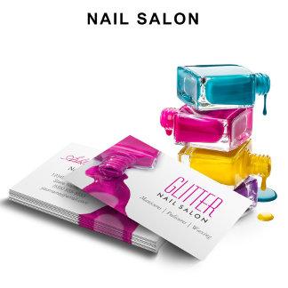 - Nail Salon -