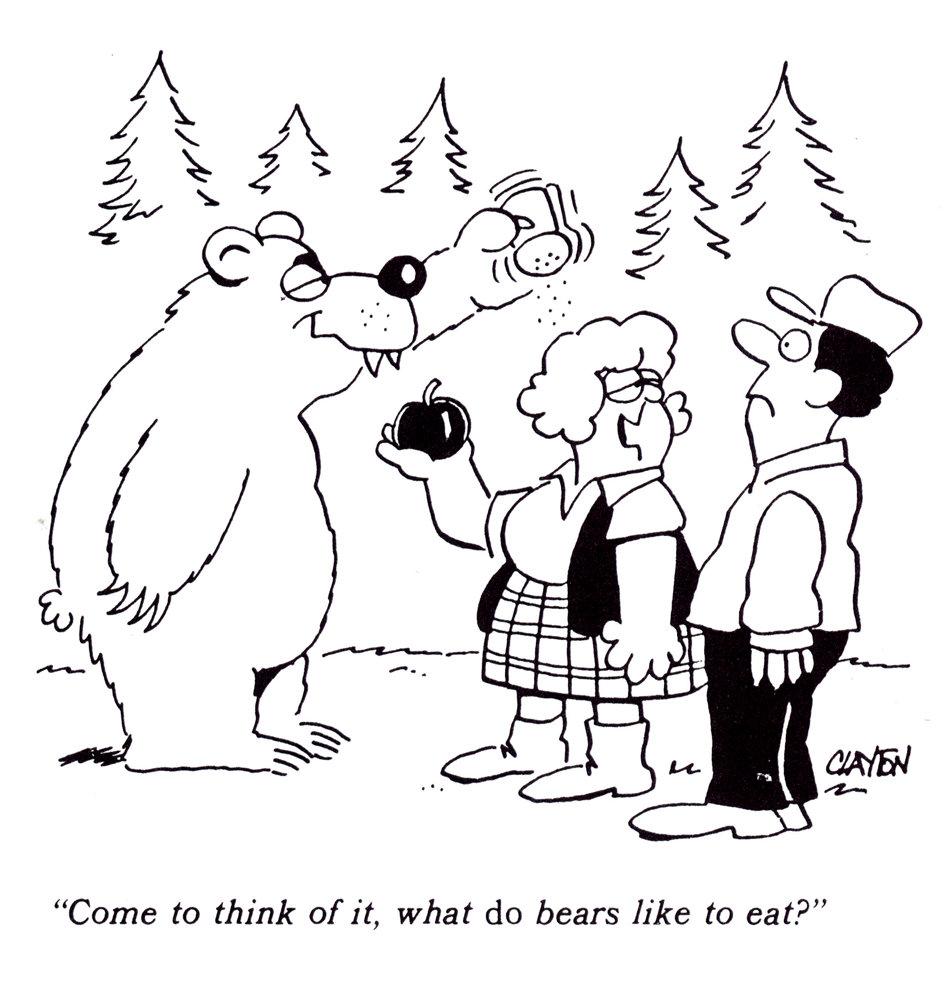 Bears Dinner