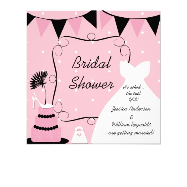 Shower Invites