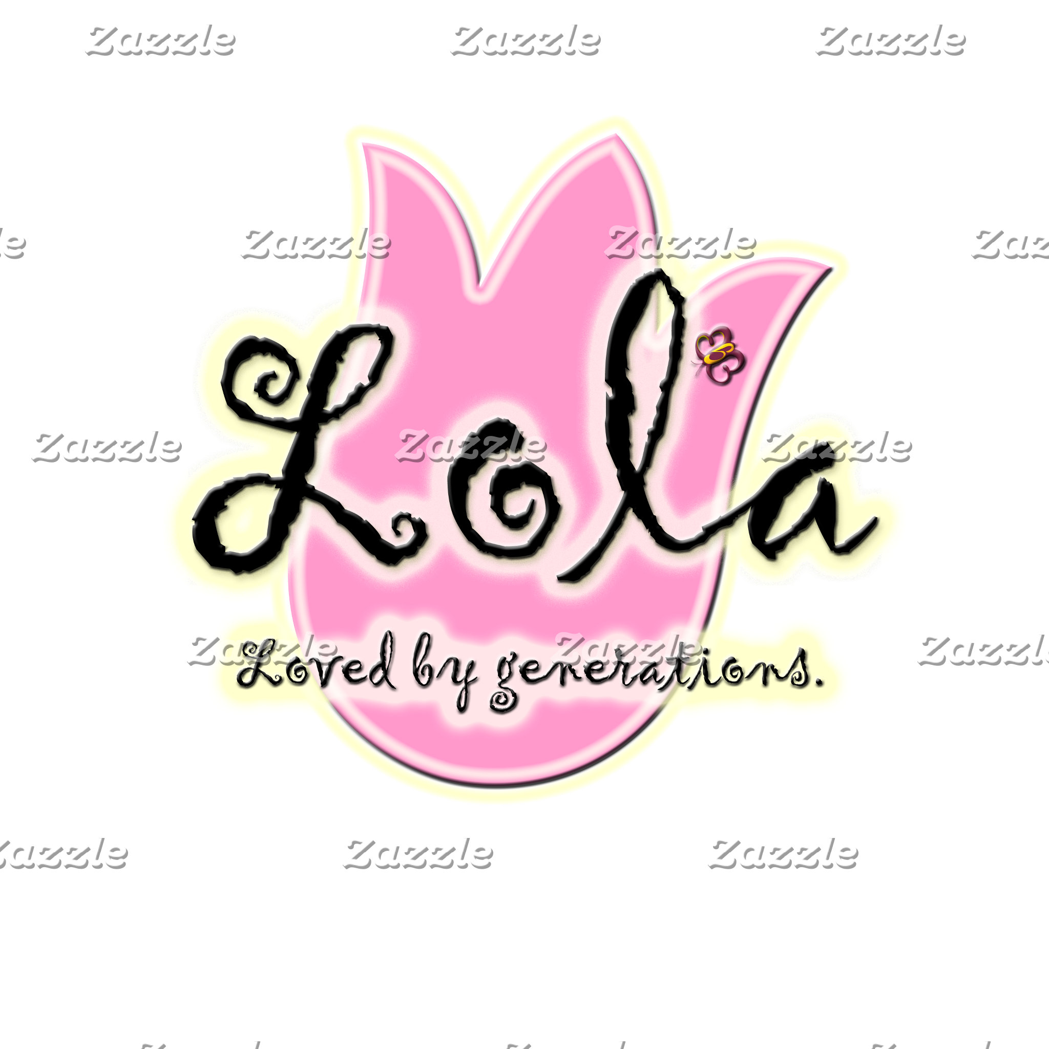 Lola Loved By Generations - Filipino Lola Gifts