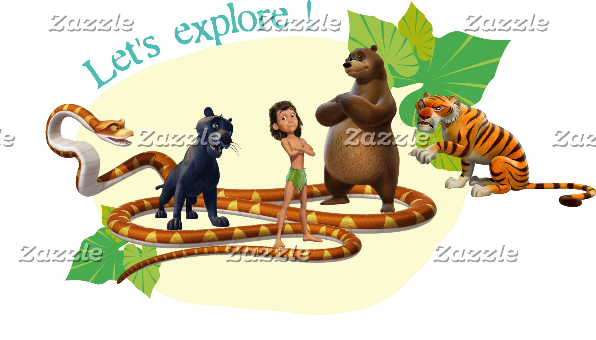 Jungle Book Group Shot 4