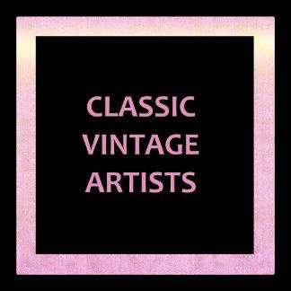 Classic Vintage Artists