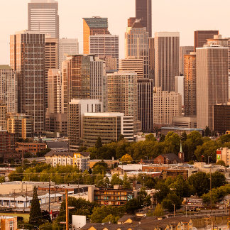 Downtown, Seattle, Washington, USA