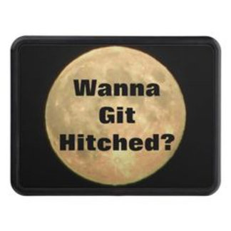 Get Hitched! Trailer Hitch Covers