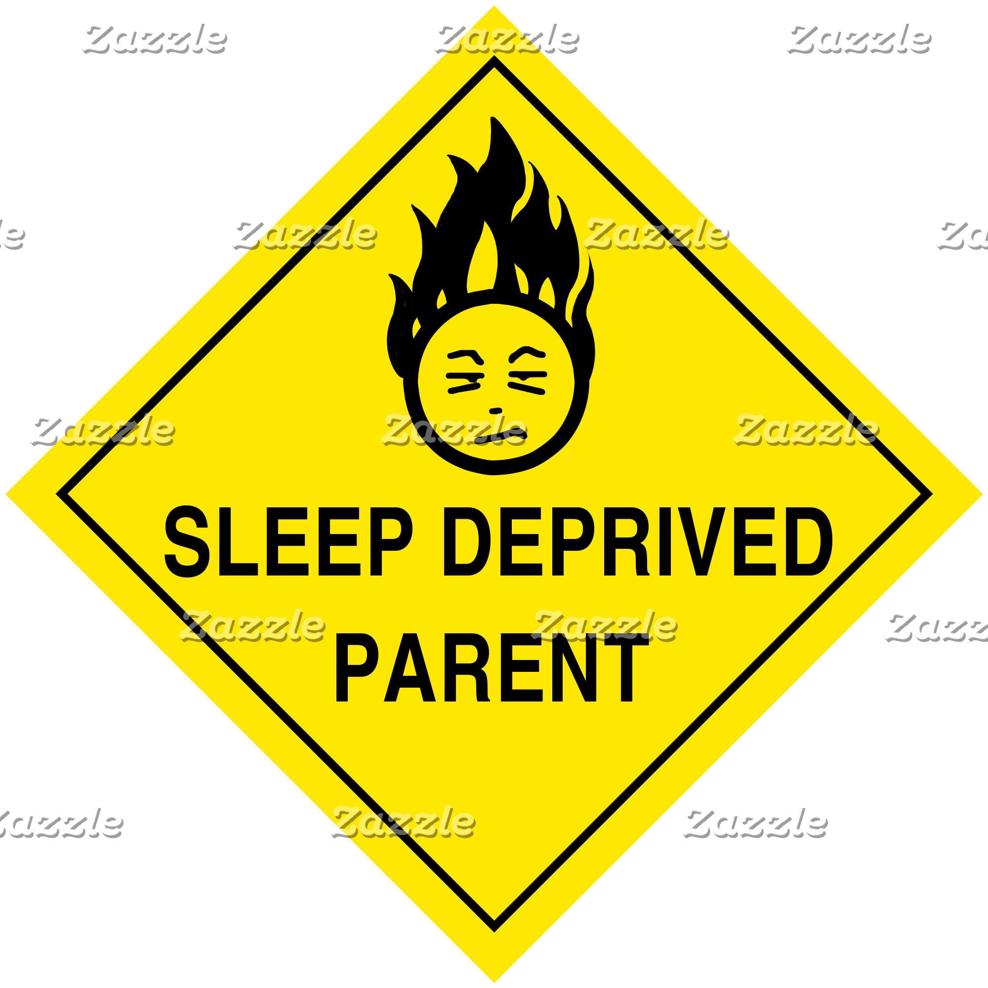 Sleep Deprived Parent