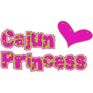 Cajun Princess T-Shirt