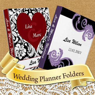 Wedding Planner Binders