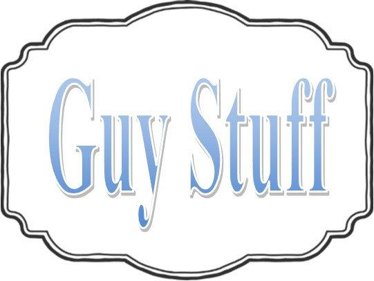 Guy Stuff