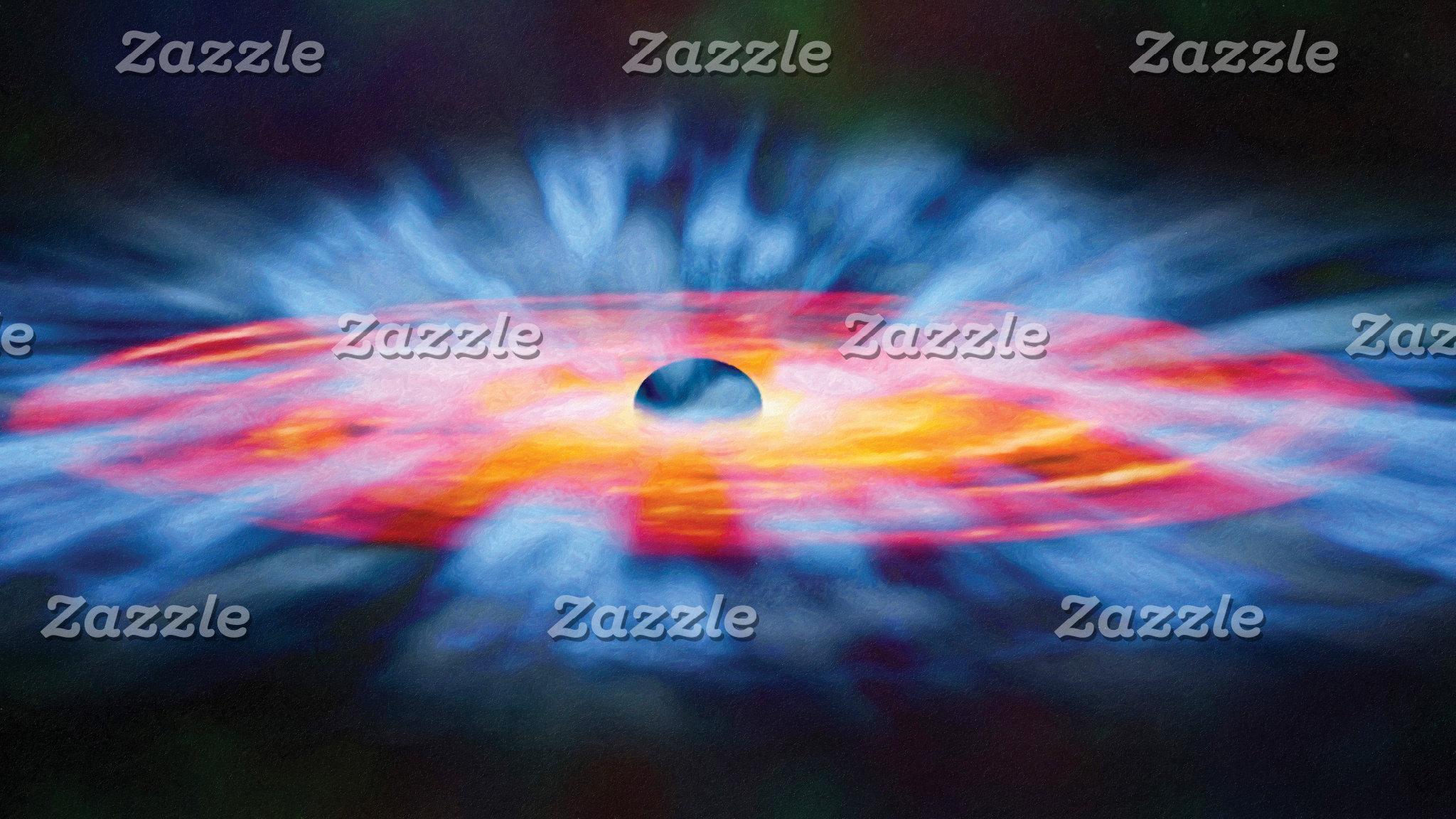 Black Holes & Quasars