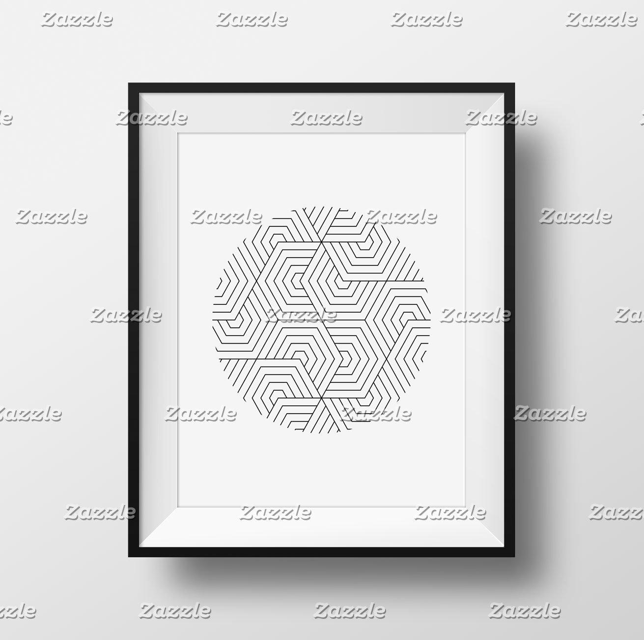 Geometric/Abstract