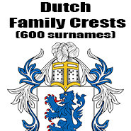 Dutch Family Crests