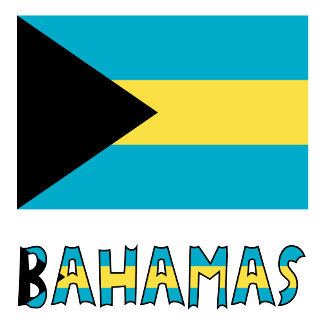 Bahaman Flag and Bahamas