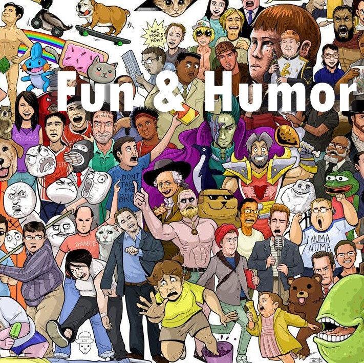 Fun, Humor
