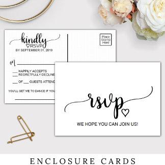 Enclosure Cards