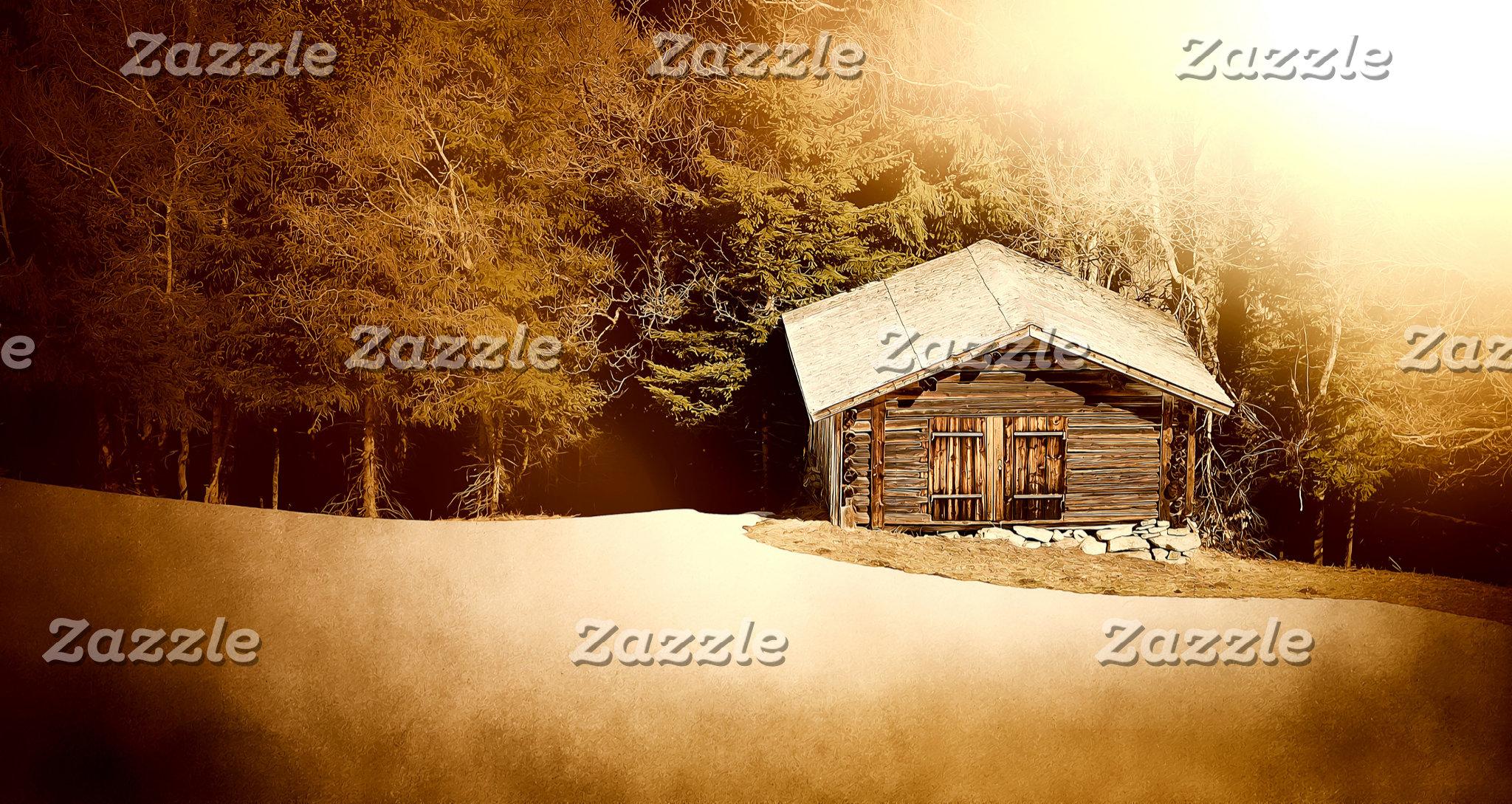Rustic and Rural