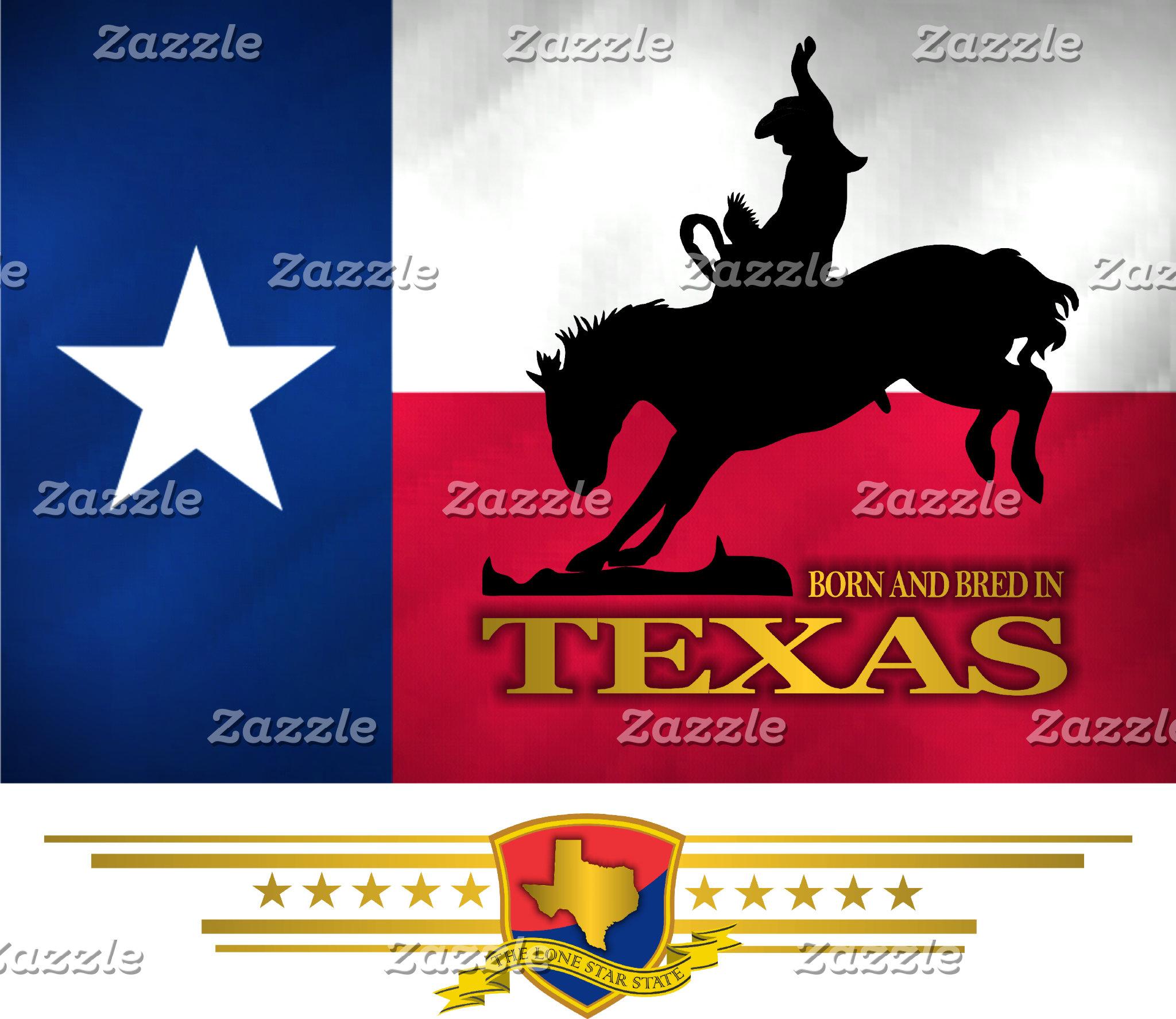 Texas Born & Bred