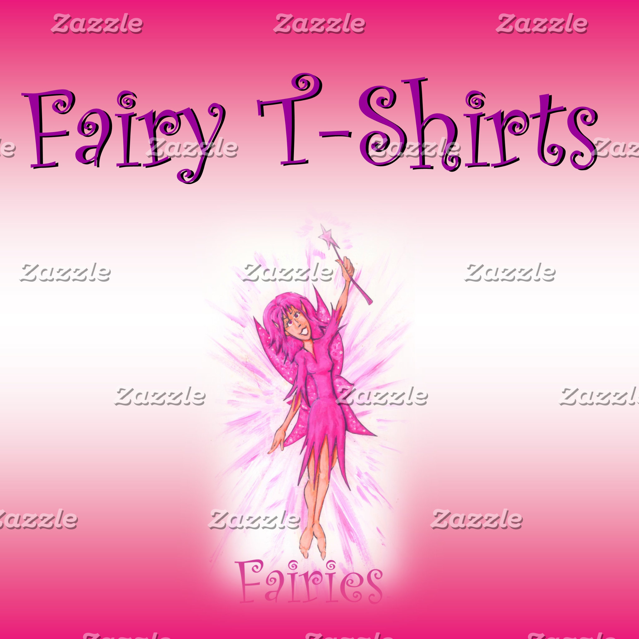 Fairy T-Shirts
