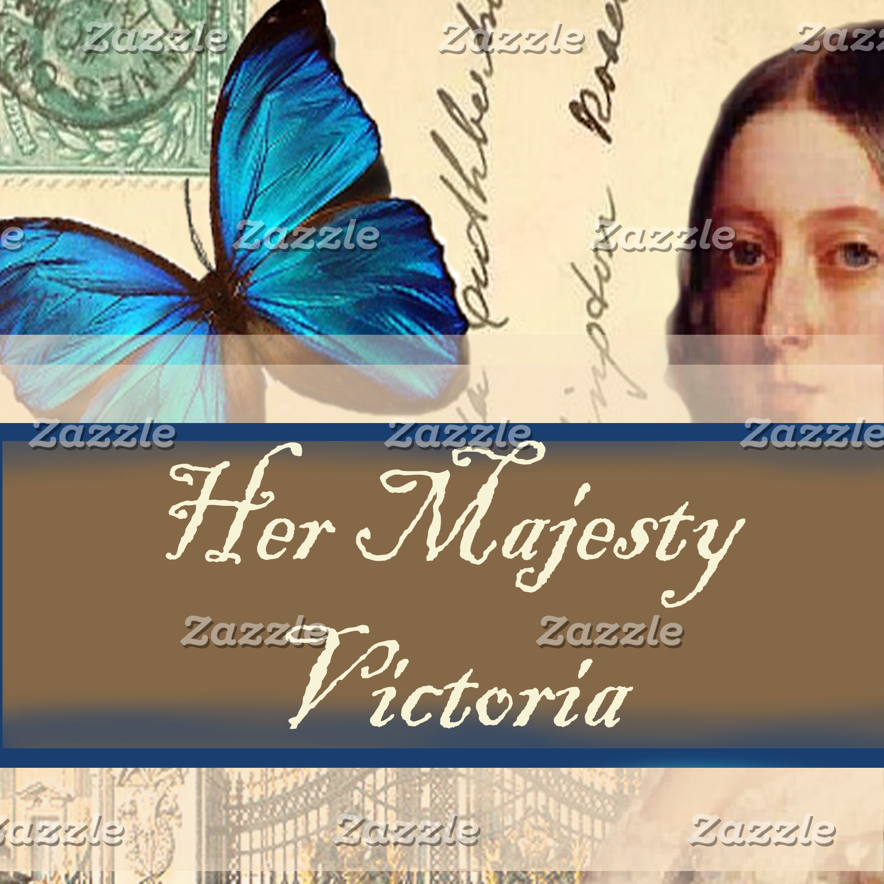 Her Majesty, Queen Victoria