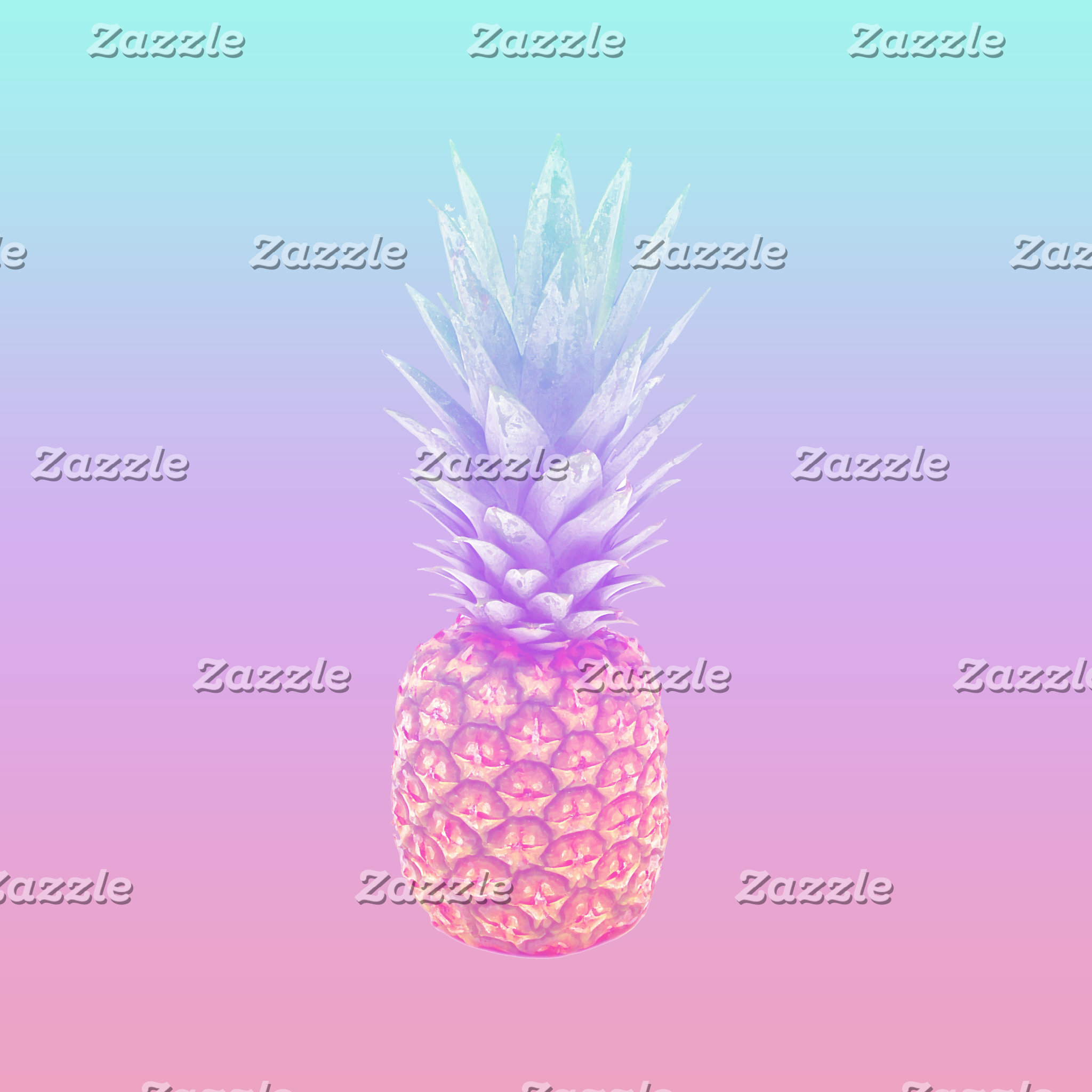 Good Vibes Pineapple