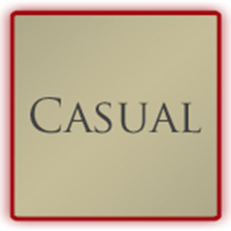 Casual or Modern