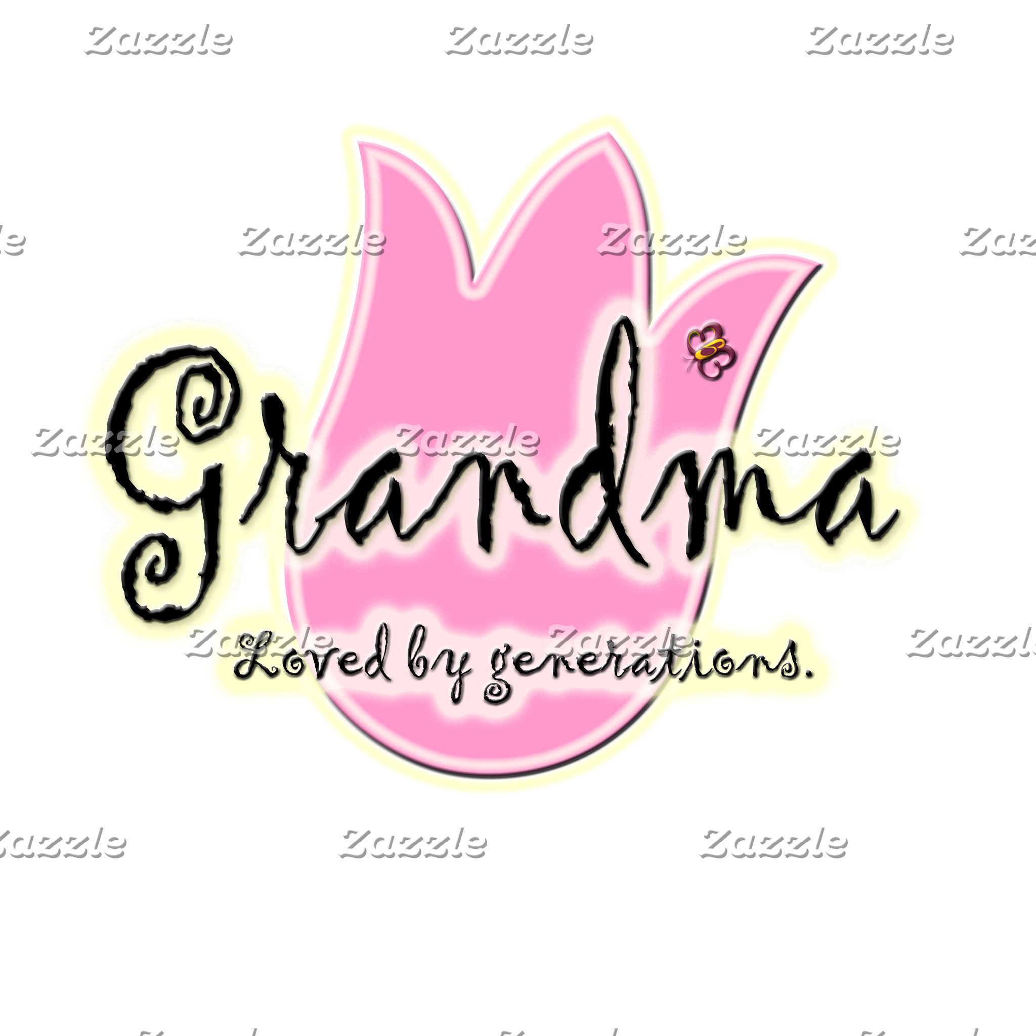 Grandma Loved By Generations