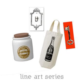 line art series