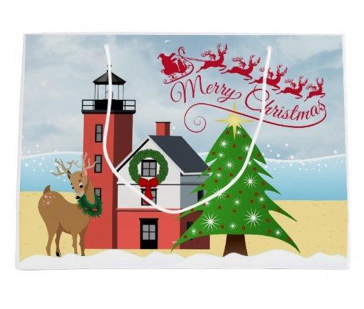Christmas Gift Bags and Wrapping