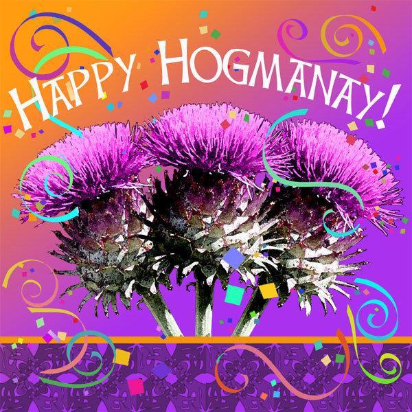 Hogmanay!