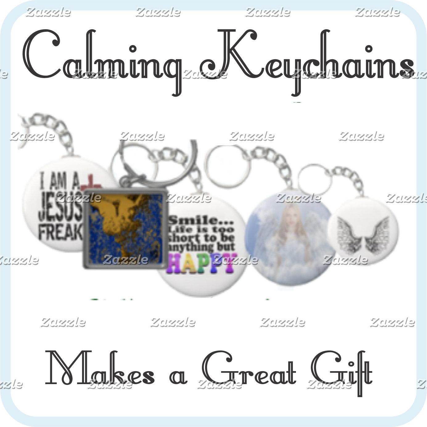 ❤ Keychains